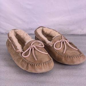 UGG Dakota Leather Slippers (A22-7A)